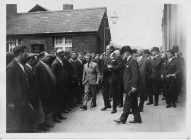 Prince of Wales visit, 1926. These images are displayed on the timeline page with captions.