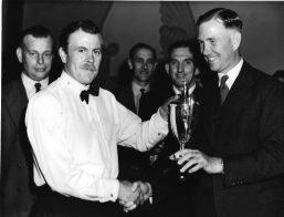 Ferguson Locomotive Darts Champion