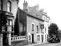 Richmond Rd, Cadbury House 1950's still trading