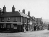 High Wycombe, Crendon St. The Railway Tavern 1936