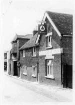 Goat Lane, Goat Inn closed 1965