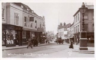 Winchester St, Angel 1914