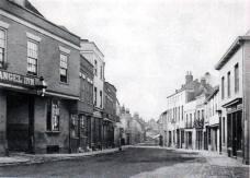 Winchester St Angel Inn c1862