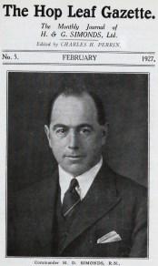 Henry Duncan Simonds