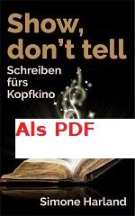 Show, dont tell PDF-Bestellung
