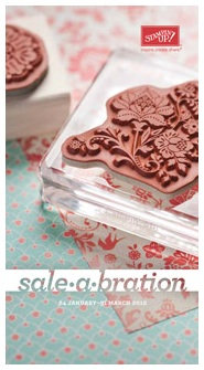 Sale-a-bration Catalogue: Click to download