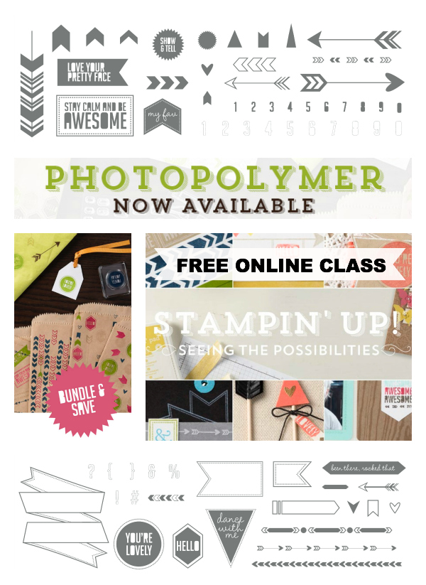 Photopolymer With Free Class