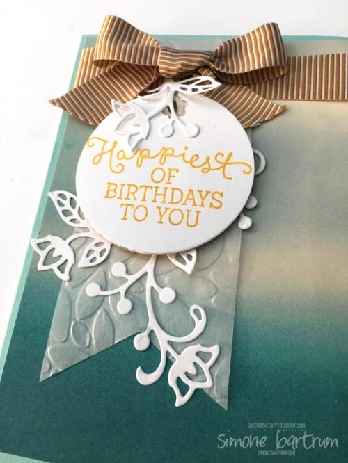 Happiest Of Birthdays: CASE-ing The Catty CTC 87 www.simonebartrum.com