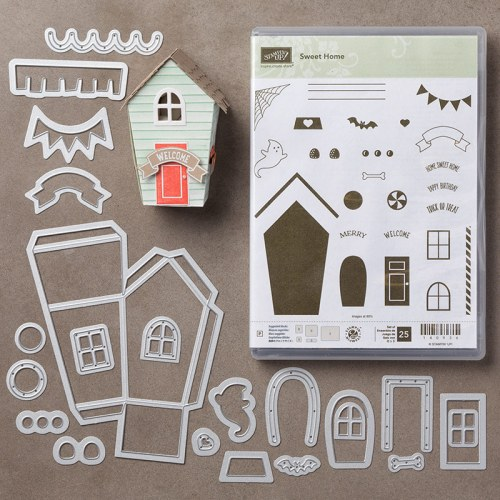 Home Sweet Home bundle from Stampin' Up!