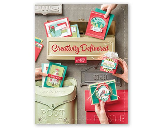 Stampin' Up! Holiday Catalogue 2017 for Australia