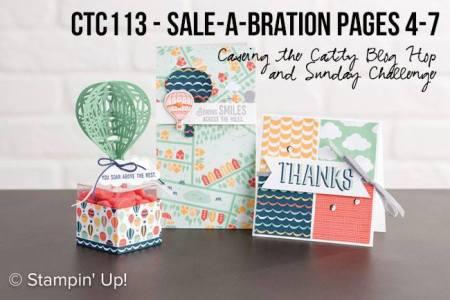 CTC 113: Sale-a-bration