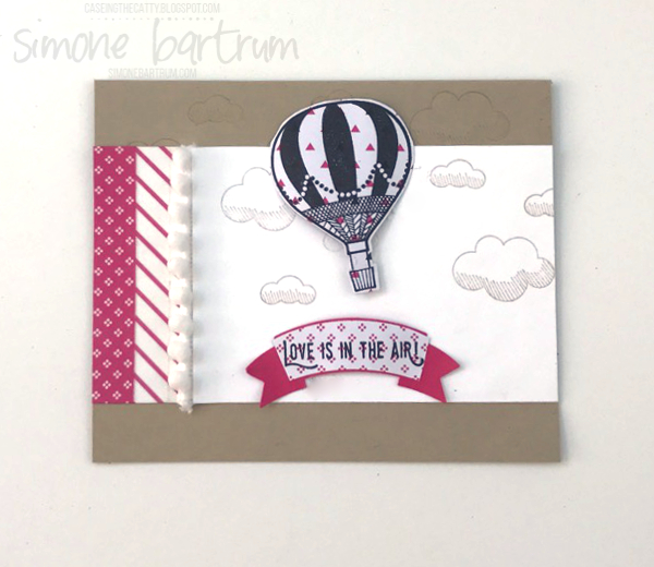 Lift Me Up bundle by Stampin' Up!