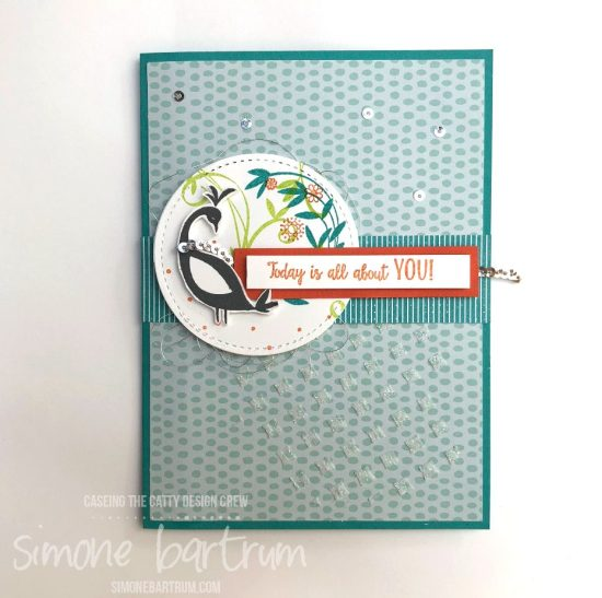 Stampin' Up! Beautiful Peacock (2018 Sale-a-bration stamp set) from www.simonebartrum.com