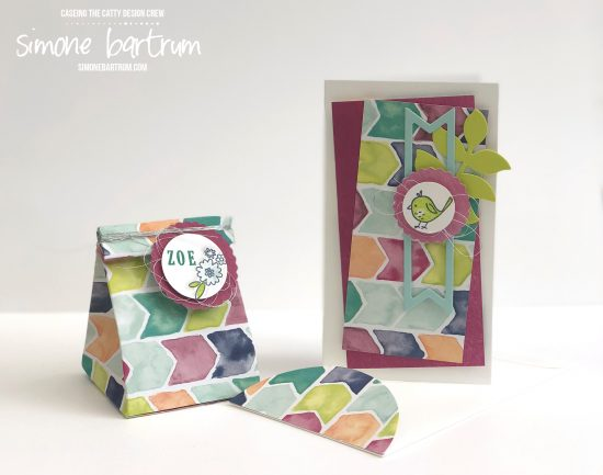 Pick a Pennant card and gift box set