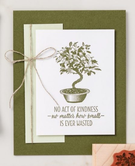 All The Good Things stamp set by Stampin' Up!