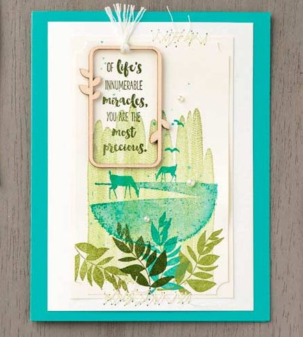 Seize The Day stamp set by Stampin' Up!