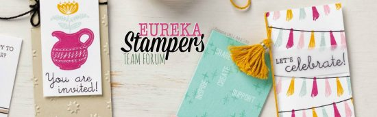 EurekaStampers Stampin' Up! Team in Australia