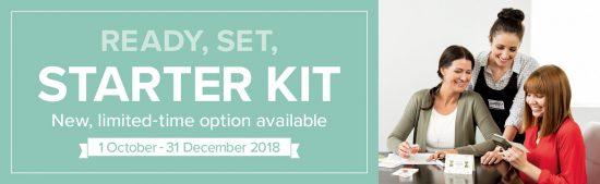 New Stampin' Up! Starter Kit - Australia