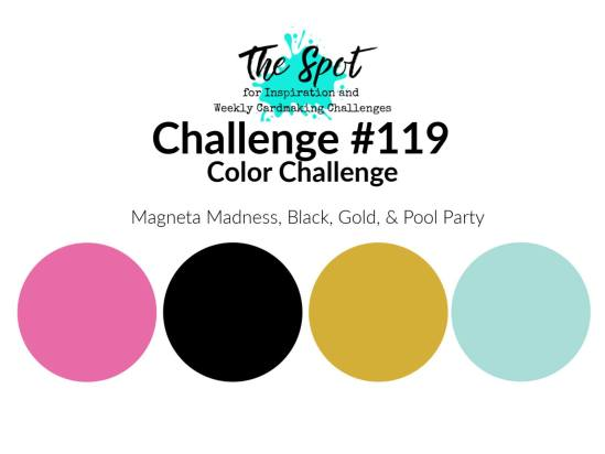 Colour Combo [The Spot #119]