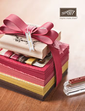 Stampin' Up! 2012-2013 Annual Catalogue, Australia