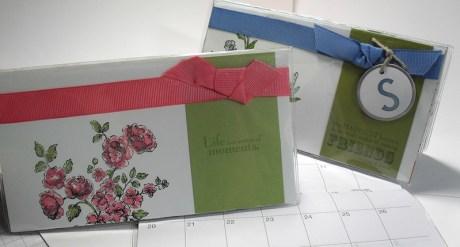 Decorated diaries