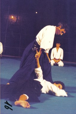 1985 - Roma - Tevere Expò Demo with Roberto Candido