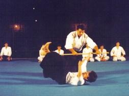 1985 - Roma - Tevere Expò Demo with Ivano Zintu