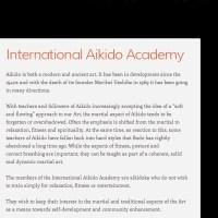 IAA - INTERNATIONAL AIKIDO ACADEMY