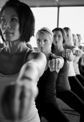 Pure Barre photograph
