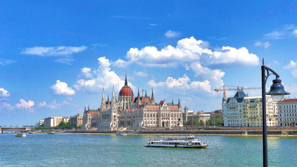 Travels in Budapest