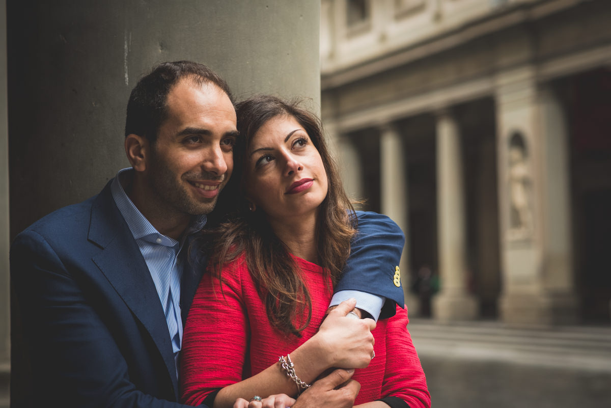 Best Engagement Photographer in Florence