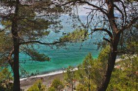 Spiaggia del Corvo