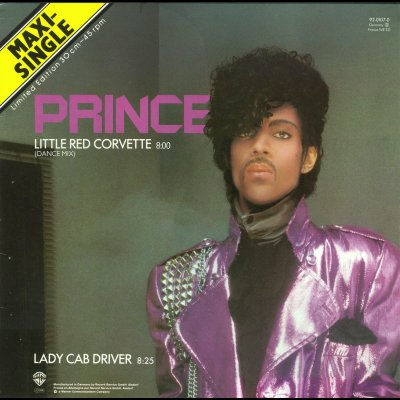 Little Red Corvette (Dance Mix)