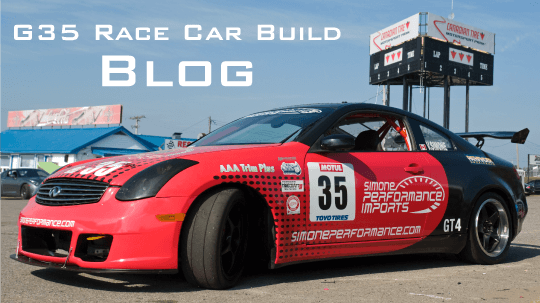 G35 Race Car Project: #1 Introducing the ProCharger