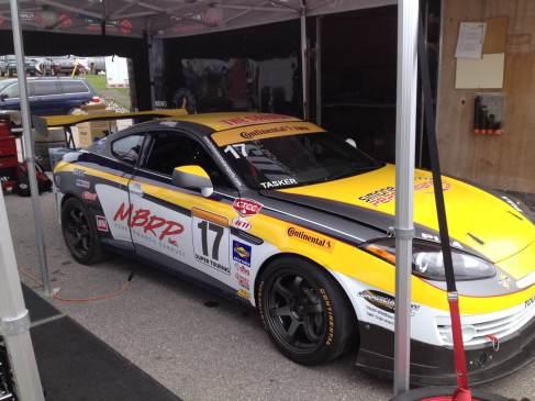 Kyle Tasker Car