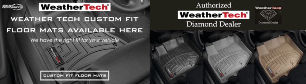 Weathertech Simone Performance Auto Repair