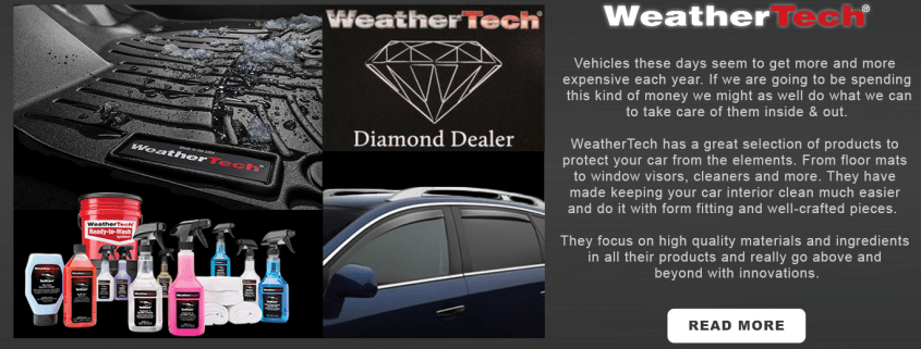 WeatherTech Floor Mats, Window Deflectors, Cleaners, Winter Floor Mats Newmarket Simone Performance