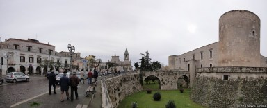 Venosa, castello