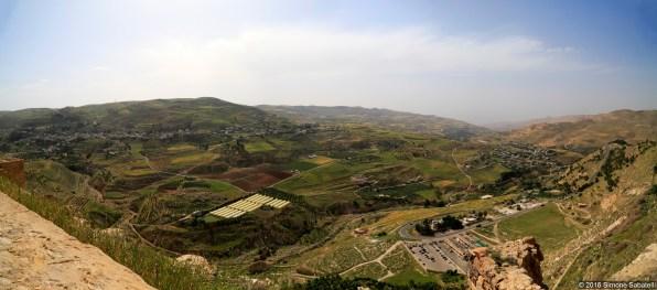 Panorama da Al Kerak