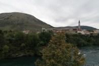 Mostar, parte ovest