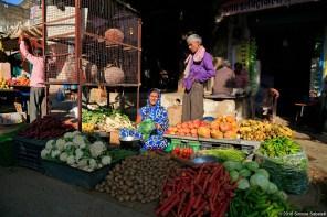 Mandawa, mercato