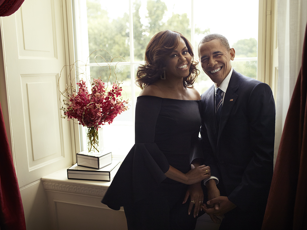 Why Barack and Michelle Obama are #relationshipgoals