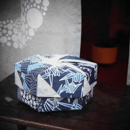 blue box