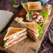 De ultieme club sandwich | simoneskitchen.nl