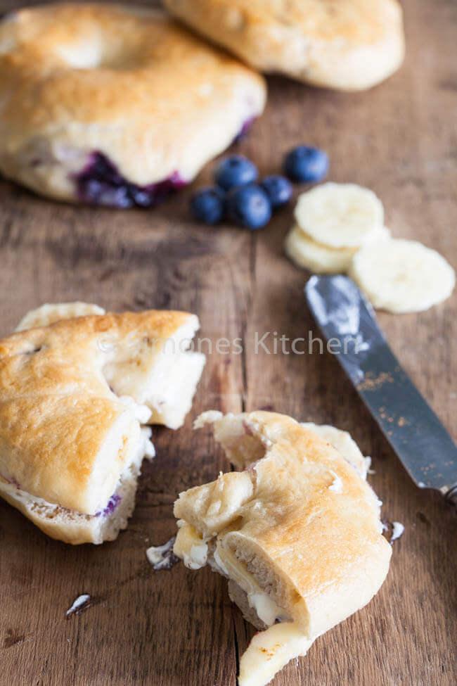 Zelf bagels maken | simoneskitchen.nl