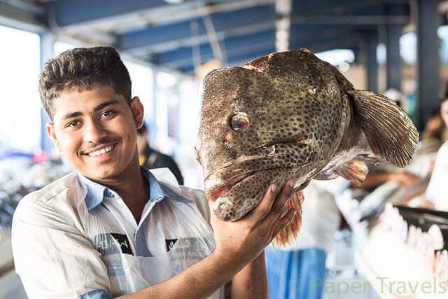 Oude vismarkt Dubai   simoneskitchen.nl
