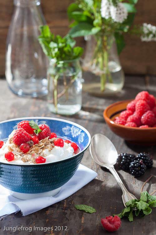 Food fotografie met studio flitsers | simoneskitchen.nl