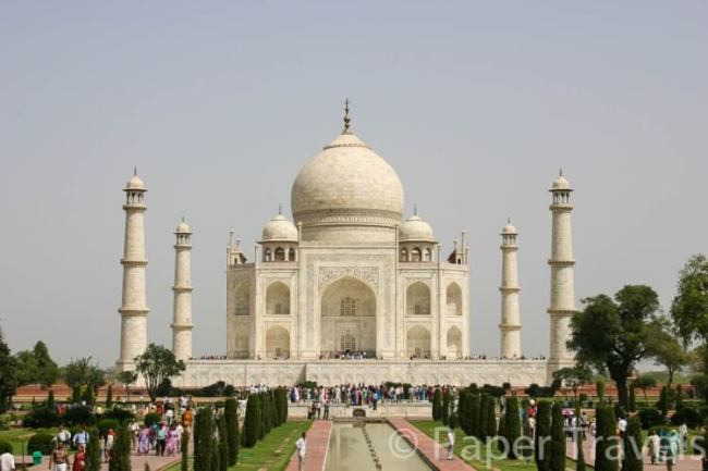 Taj Mahal India | simoneskitchen.nl