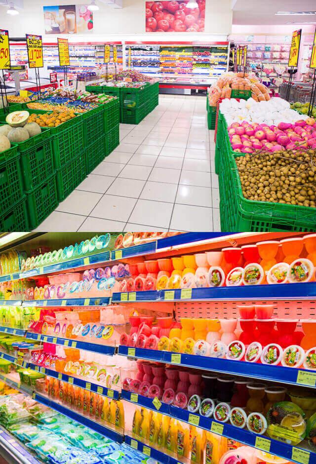 Bukittinggi supermarkt | simoneskitchen.nl