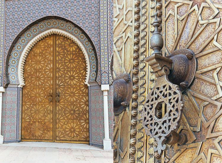 Fes, Marokko   simoneskitchen.nl